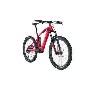 FOCUS Sam² 6.7 E-Bike rood